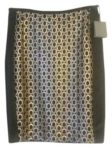 Reed Krakoff Skirt Black and gold