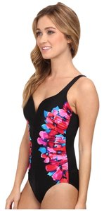 Miraclesuit Side Course Temptress Sumer flowers size 10