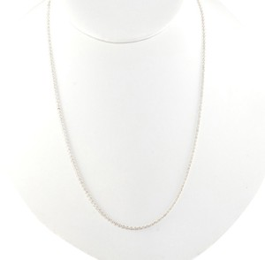 Ippolita Ippolita Silver Thin Chain Necklace Sterling 16