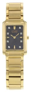 Citizen Citizen Eco-Drive Palidoro EX1072-54E Stainless Steel Quartz Ladies Watch (11940)