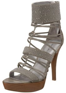 Nine West Grey Sandals
