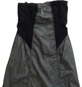 Calvin Klein short dress Dark grey/black. on Tradesy