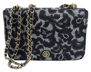Tory Burch Robinson Robinson Robinson Chain Lace Robinson Lce Robinson Lace Crossbody Cross Body Cross-body Clutches Hobos Totes Shoulder Bag