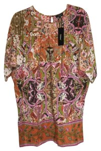 Tolani short dress Multicolor Tunic on Tradesy