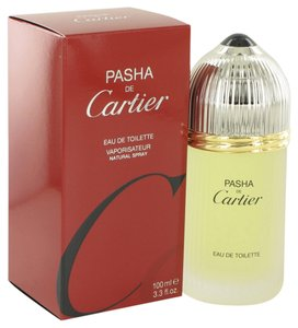 Cartier Cartier PASHA DE CARTIER Mens Cologne 3.3 oz 100 ml Eau de Toilette Spray