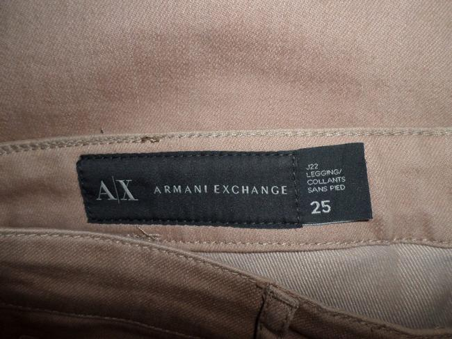 A|X Armani Exchange Skinny Jeans-Light Wash