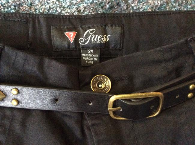 Guess Cargo Shorts BLACK