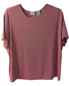 Covington Top Dusty rose