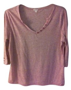 Extra Touch T Shirt Pink multi