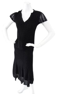 Cynthia Steffe Crochet Dress