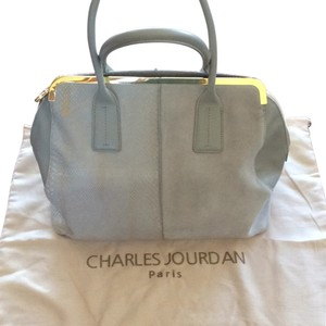 Charles Jourdan Tote in Taupe