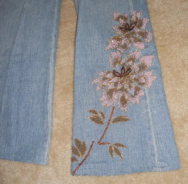 Z.Cavaricci Boot Cut Jeans Image 2