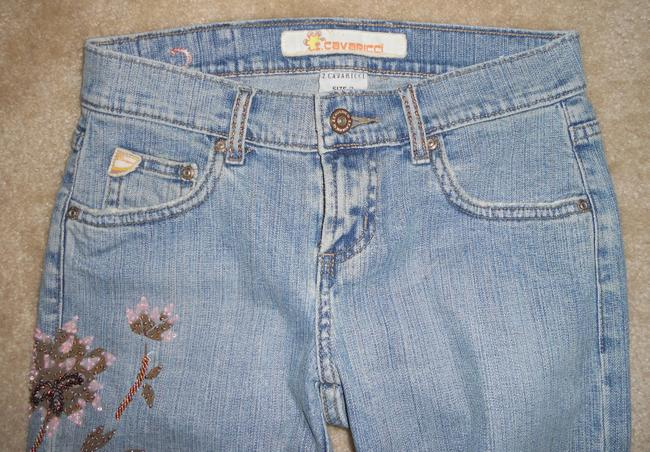 Z.Cavaricci Boot Cut Jeans Image 6