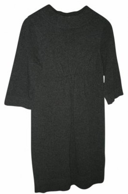 Preload https://item3.tradesy.com/images/vince-charcoal-cashmere-above-knee-workoffice-dress-size-0-xs-113367-0-0.jpg?width=400&height=650