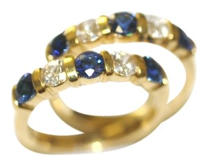 Other Diamond & Sapphire Band