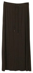 Calvin Klein Maxi Skirt Brown