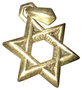 Chrome Hearts Chrome Hearts Star Of David