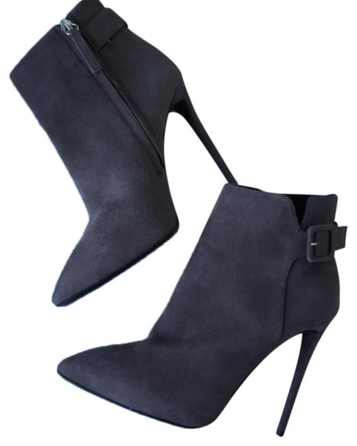 Giuseppe Zanotti Grey Ankle Boot Platforms Size EU 38 (Approx. US 8) Regular (M, B) Giuseppe Zanotti Grey Ankle Boot Platforms Size EU 38 (Approx. US 8) Regular (M, B) Image 1