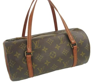 Louis Vuitton Vintage 1982 Model M51366 Satchel in Brown