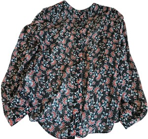 Zara Top Multi Flora