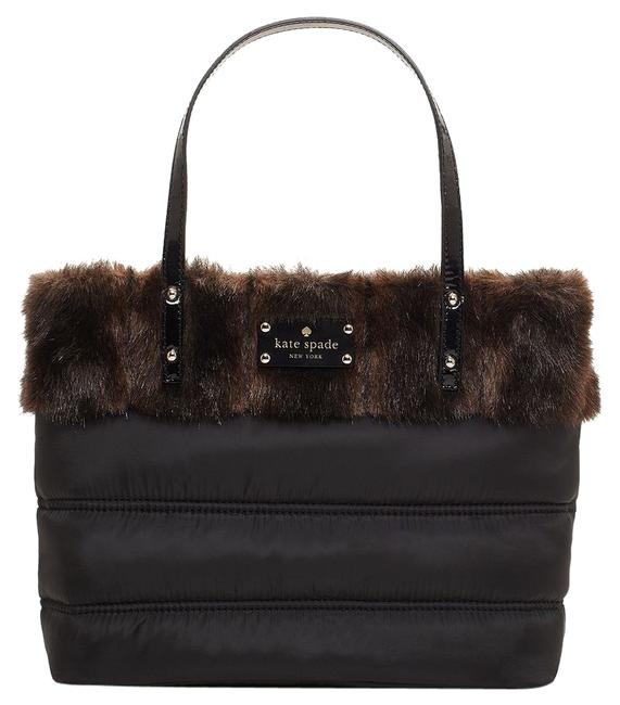 Item - Carriage House Quinn Black Chocolate Patent Leather/ Tote
