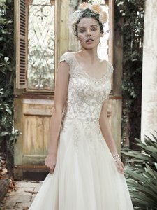 Maggie Sottero Barbie Wedding Dress