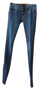 Rock Revival Skinny Jeans-Dark Rinse