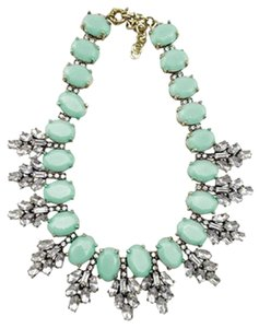 Boutique Crystal Collar Statement Necklace