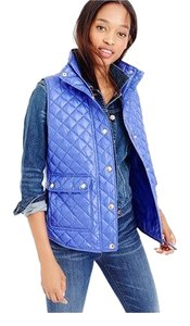 J.Crew Puffer Quilted Vest