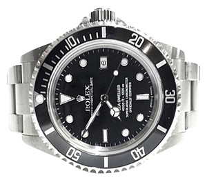 Rolex ROLEX SEA-DWELLER STAINLESS STEEL WATCH