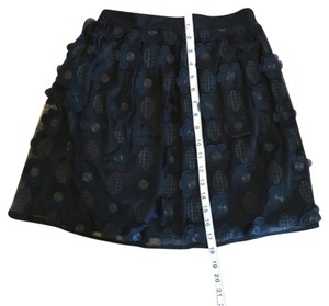 Alya Mini Skirt Blac