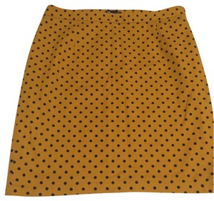 Gap Skirt Yelllow