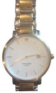 Kate Spade Kate Spade Silver & Gold Watch