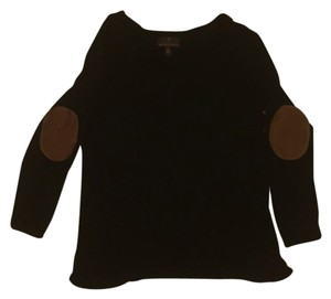 Fenn Wright Manson Suede Elbow Patches Patches Sweater