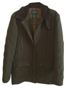 Ralph Lauren olive green Jacket
