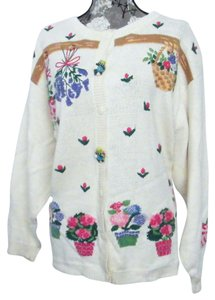 Quacker Factory Casual Cardigan Sweater