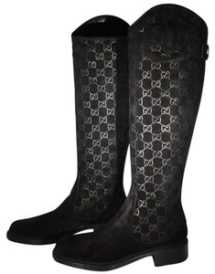 Gucci Blac Boots