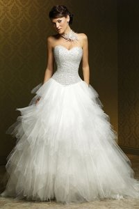 Mia Solano M1099z Wedding Dress