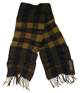 Burberry Burberry NEW WITH TAGS Ruched Check Scarf