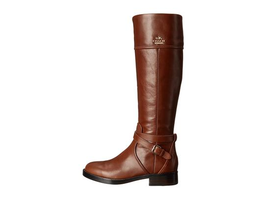 Coach Brown Boots Image 3
