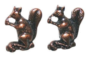 H&M H&M Squirrel Stud Earrings