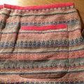 Rachel Roy Blue Pink Embroidered Shorts Size 8 (M, 29, 30) Rachel Roy Blue Pink Embroidered Shorts Size 8 (M, 29, 30) Image 3
