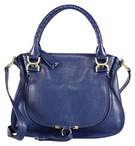 Chlo Satchel in Blue