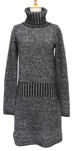 Chanel Knit Sweater Dress