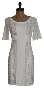 Marciano Stretchy Eyelet Dress