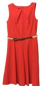 Alyx short dress Coral on Tradesy