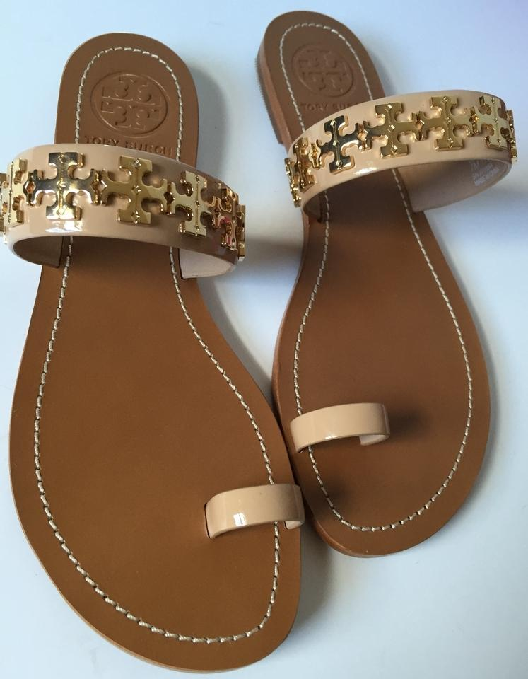 dfe193dc5e27 Tory Burch Camellia Pink In Box and Dust Bag Val Flip Flop Flat ...