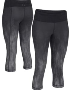Under Armour NWT UA StudioLux Quattro Ombre Capri Crop Leggings