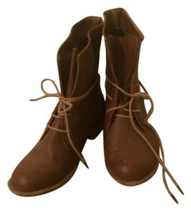 Wanted Brown Boots