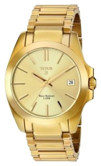 Preload https://img-static.tradesy.com/item/1135318/tous-gold-drive-gold-large-case-38mm-1-12-watch-0-0-540-540.jpg